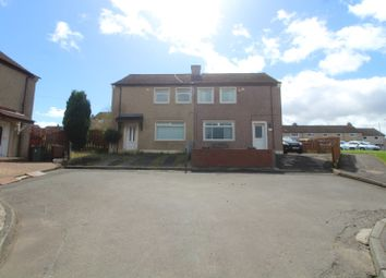 Thumbnail 3 bed semi-detached house for sale in Jamieson Avenue, Bo'ness