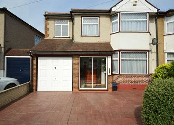 Thumbnail 4 bed end terrace house for sale in Ardwell Avenue, Barkingside, Essex