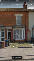 Thumbnail 1 bed flat to rent in Bankes Road, Birmingham