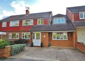 Thumbnail 5 bed semi-detached house for sale in St Johns, Woking, Surrey
