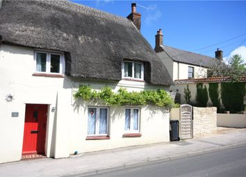 Thumbnail 2 bed end terrace house for sale in Blandford Hill, Milborne St. Andrew, Blandford Forum, Dorset
