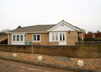 Thumbnail 3 bed bungalow for sale in Chalk Hill Rise, Great Blakenham, Ipswich