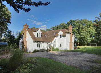 Thumbnail 5 bed detached house for sale in Ethnam Lane, Sandhurst, Kent