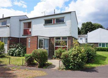 Thumbnail 3 bed end terrace house for sale in Bracklesham Close, Farnborough