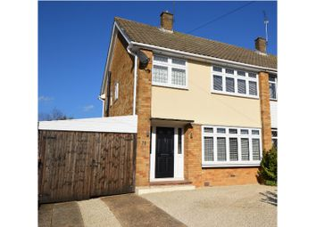 Thumbnail 3 bed semi-detached house for sale in Upland Road, Billericay