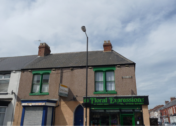 Thumbnail 2 bedroom flat to rent in 69A Murray Street, Hartlepool
