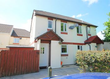 Thumbnail 2 bedroom semi-detached house for sale in Sedley Way, Crownhill, Plymouth