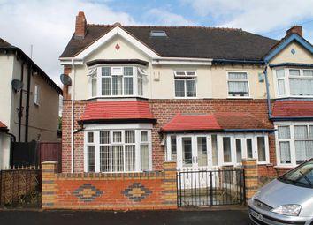 Thumbnail 6 bed semi-detached house for sale in Upper Grosvenor, Birmingham