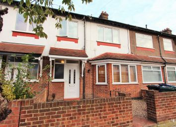 Thumbnail 3 bed terraced house for sale in Eastbourne Avenue, London
