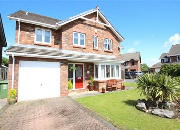 Thumbnail 4 bed detached house for sale in 43 Summerfields, Dalston, Carlisle, Cumbria