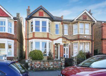 Thumbnail 3 bed semi-detached house for sale in Alton Road, Waddon, Croydon