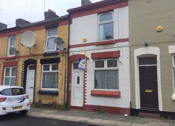 Thumbnail 2 bed terraced house for sale in Ritson Street, Toxteth, Liverpool