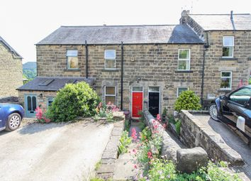 Thumbnail 2 bed terraced house for sale in Rattle Cottage, Chapel Hill, Ashover