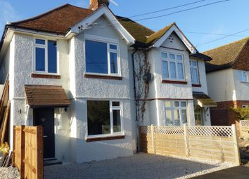 Thumbnail 3 bed semi-detached house for sale in Mayfield Road, Wooburn Green, High Wycombe