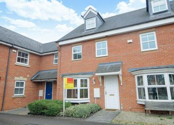 Thumbnail 3 bed town house to rent in Bure Park, Bicester