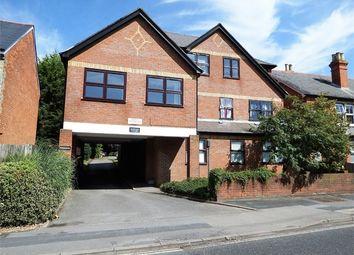 Thumbnail 2 bed maisonette for sale in Edward Court, 89 Victoria Road, Farnborough, Hampshire