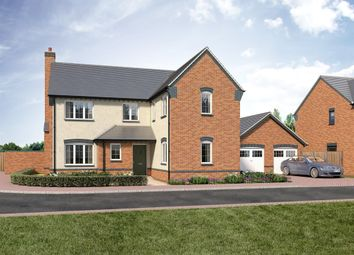 """Thumbnail 5 bed property for sale in """"The Ellesworth"""" at Sparrowhawk Way, Telford"""