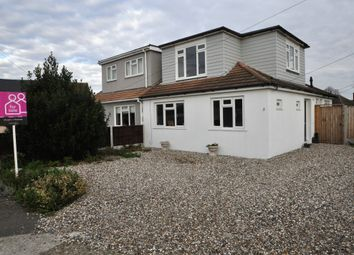 Thumbnail 3 bed semi-detached house for sale in Chancel Close, Benfleet