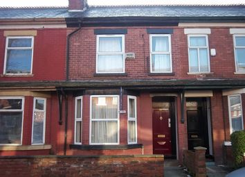 4 bed terraced house to rent in Whitby Road, Manchester M14
