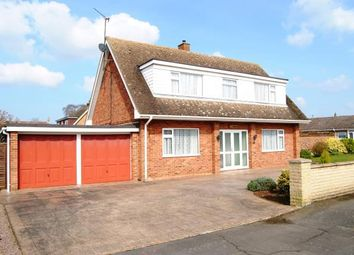 Thumbnail 4 bed detached house for sale in West Winch, King's Lynn, Norfolk