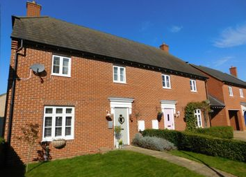 Thumbnail 3 bedroom semi-detached house for sale in Prince Edward Way, Stotfold, Herts