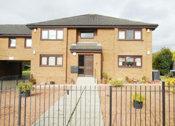 Thumbnail 2 bed flat for sale in Linton Gate, Hareleeshill Road, Larkhall