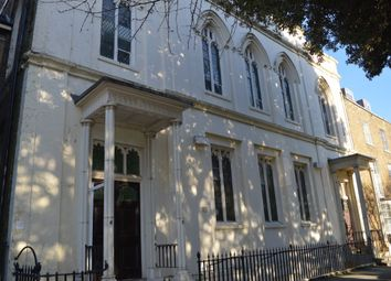 Thumbnail 1 bed flat for sale in Hawley Square, Margate