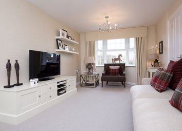 """Thumbnail 4 bedroom detached house for sale in """"Drumoig"""" at Glassford Road, Strathaven"""