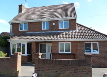 Thumbnail 4 bed detached house to rent in Radstock Road, Itchen, Southampton, Hampshire