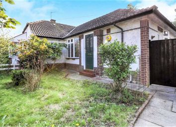 Thumbnail 2 bed semi-detached bungalow for sale in Dryden Avenue, Cheadle, Stockport