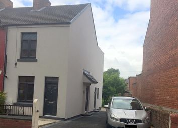 Thumbnail 1 bed flat to rent in Chester Street, Brampton, Chesterfield
