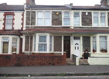 Thumbnail 2 bed terraced house for sale in Chester Road, St George, Bristol