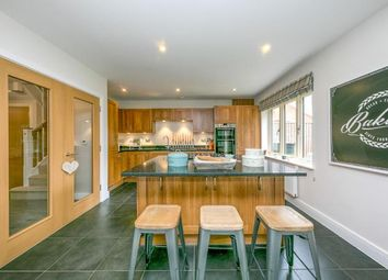 Thumbnail 4 bed semi-detached house for sale in Ripley, Woking, Surrey