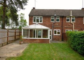 Thumbnail 3 bed end terrace house to rent in Ballard Road, Camberley