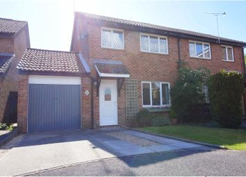 Thumbnail 3 bed semi-detached house for sale in Rufus Gardens, Southampton
