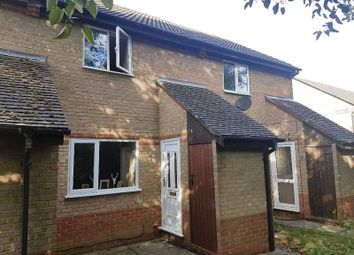 Thumbnail 2 bed terraced house to rent in Foxglove Close, Abbeymead, Gloucester