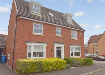 Thumbnail 5 bed detached house for sale in 4, Doughton Green, Widnes, Halton