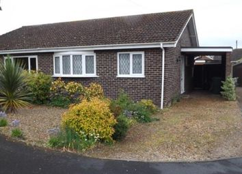 Thumbnail 2 bed bungalow for sale in Hingham, Norwich, Norfolk