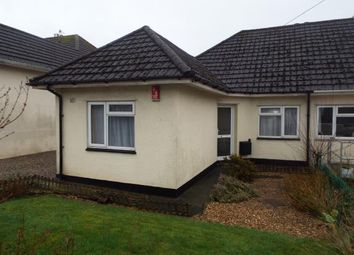 Thumbnail 2 bed bungalow for sale in Plympton, Plymouth, Devon