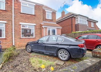 Thumbnail 4 bedroom semi-detached house for sale in Copandale Road, Beverley, North Humberside