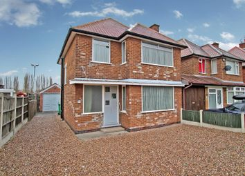 Thumbnail 3 bed detached house for sale in Greenwich Avenue, Basford, Nottingham
