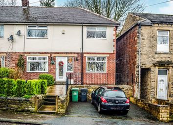 Thumbnail 3 bed semi-detached house for sale in Netheroyd Hill Road, Cowcliffe, Huddersfield