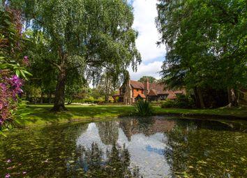 Dairy Lane, Crockham Hill, Edenbridge TN8. 5 bed detached house for sale