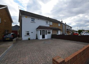 Thumbnail 3 bed semi-detached house for sale in Digby Road, Corringham, Essex