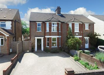 Thumbnail 3 bed semi-detached house for sale in Luton Road, Harpenden