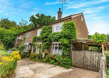 Thumbnail 3 bed semi-detached house for sale in Copthorne Common, Copthorne, Crawley