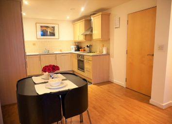 Thumbnail 1 bed flat for sale in Brunswick Court, Newcastle Under Lyme