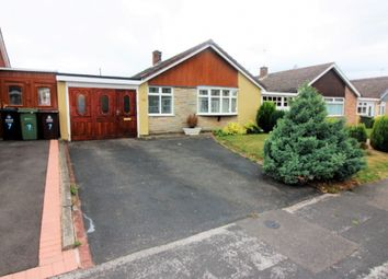 Thumbnail 2 bed bungalow for sale in Farbrook Way, Willenhall