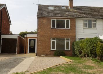 Thumbnail 3 bed semi-detached house to rent in Francis Green Lane, Penkridge, Stafford