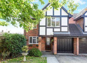 Thumbnail 4 bed property for sale in Wood Lodge Lane, West Wickham